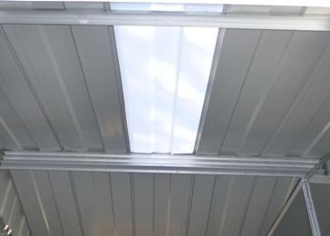 easyshed skylight