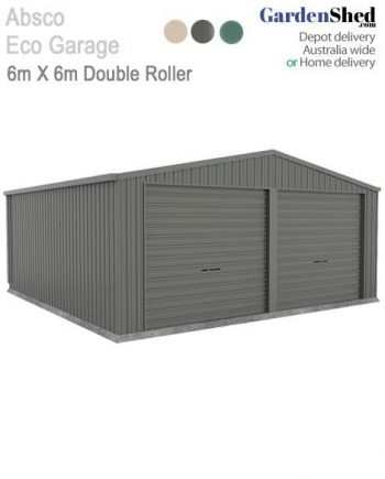 G663325R2ECO - Woodland Grey - Garage