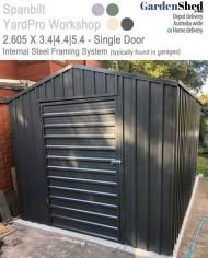 Yardpro 260 Slate Grey