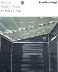 palram-skylight-pent-4×6-01