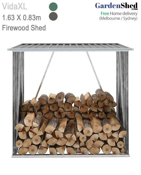 Firewood Shed 163 x 083