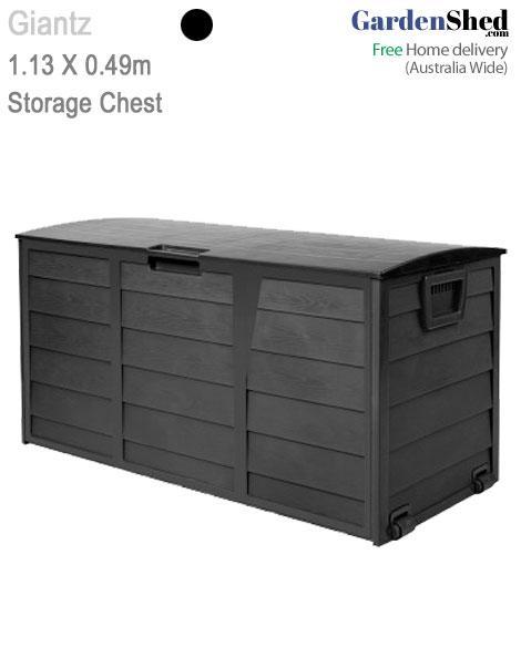Storage Box 290L - 1.13 x 0.49m