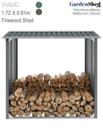 Firewood Shed 172 x 091