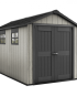 Oakland 7511 Keter Resin Garden Shed 2.29m x 3.5m x 2.42m